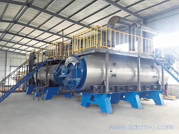 动物油熔炼设备(CMH-2)