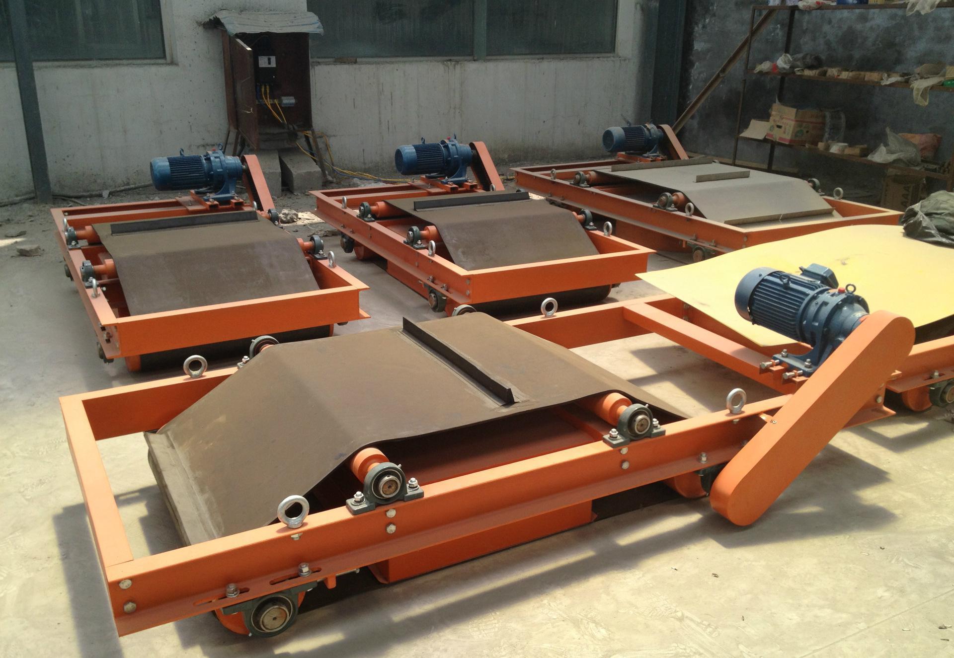 电磁除铁器工作的环境要求