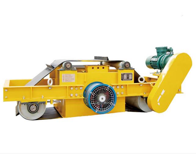 徐州/常州为大家分享除铁器如何在带式输送机上应用