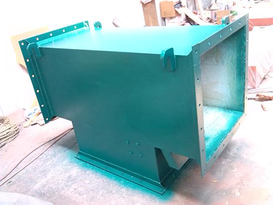 RCYZ系列永磁管道自动除铁器