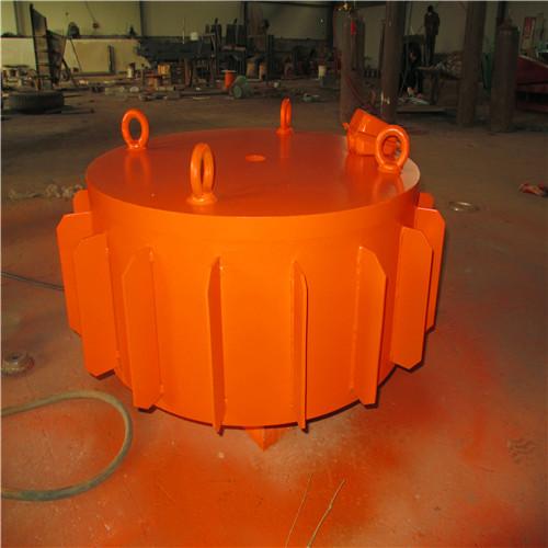 【电磁除铁器】使用条件及冷却方式