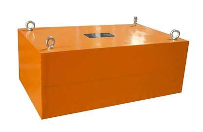 控制柜操作永磁除铁器使用前准备和使用步骤介绍