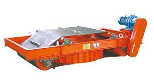 控制柜操作永磁除铁器使用前准备和使用步骤