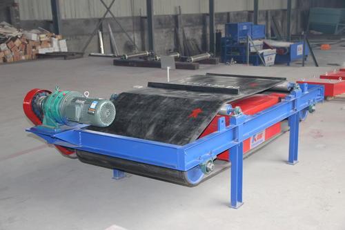 除铁器的常见卸铁方法