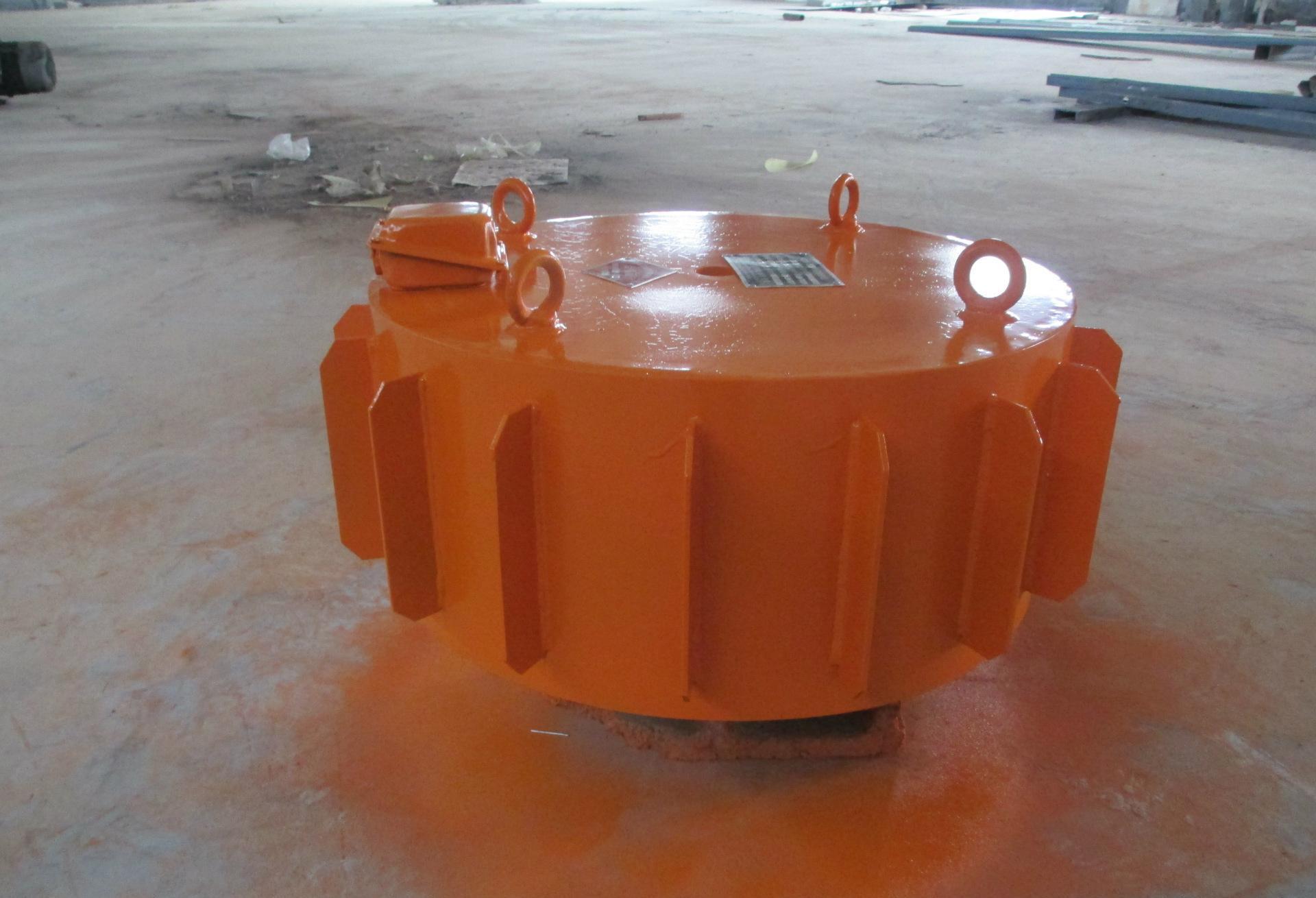 带大家看一下电磁除铁器适用于粗选和较粗晶粒的铁磁材料的选择