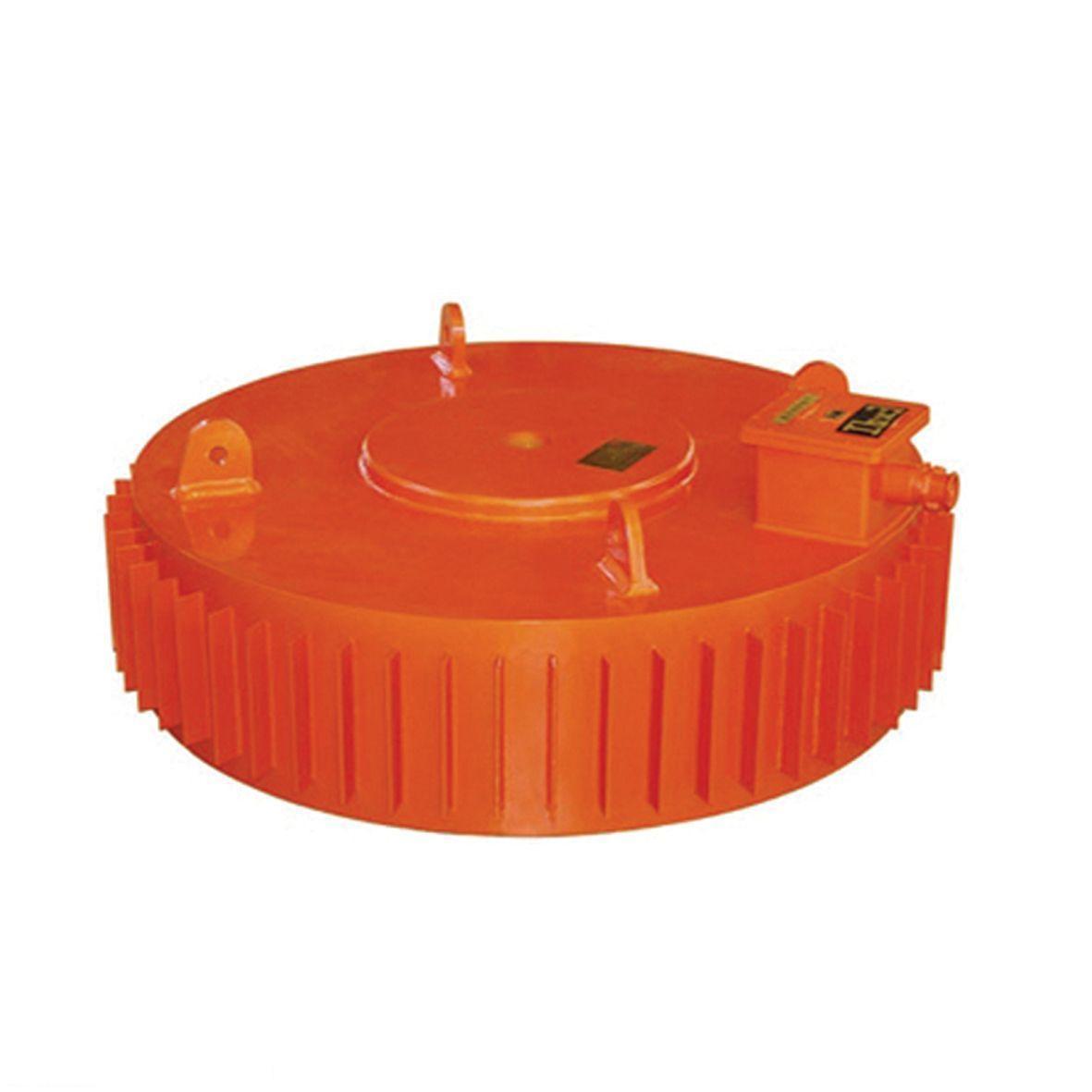如何正确使用电磁除铁器?