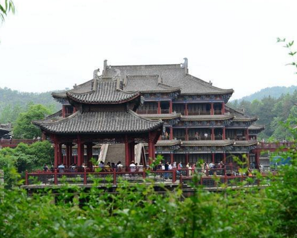 重庆古建园林
