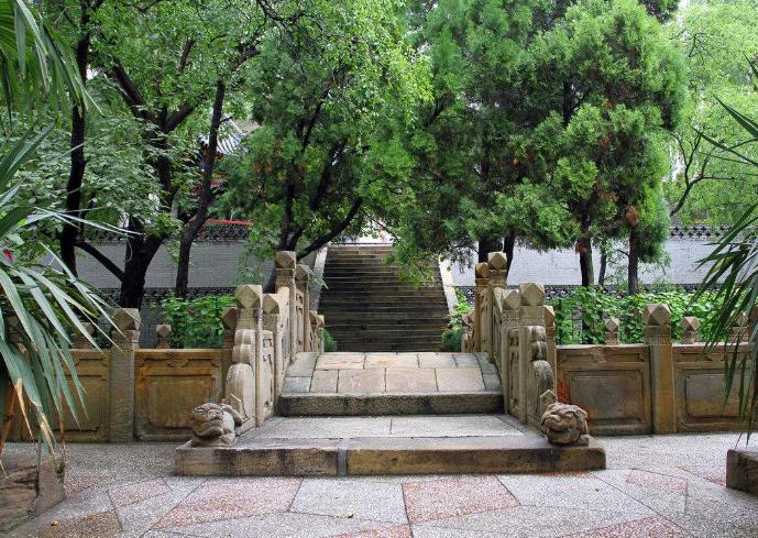山东古建筑园林