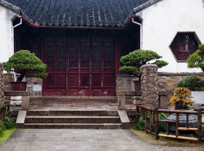 浙江古建筑园林