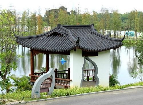 中国古代工艺建筑历史介绍