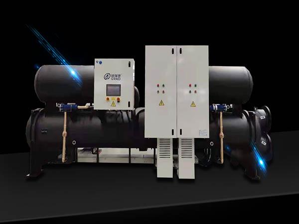 高效降膜螺杆式水地源热泵机组