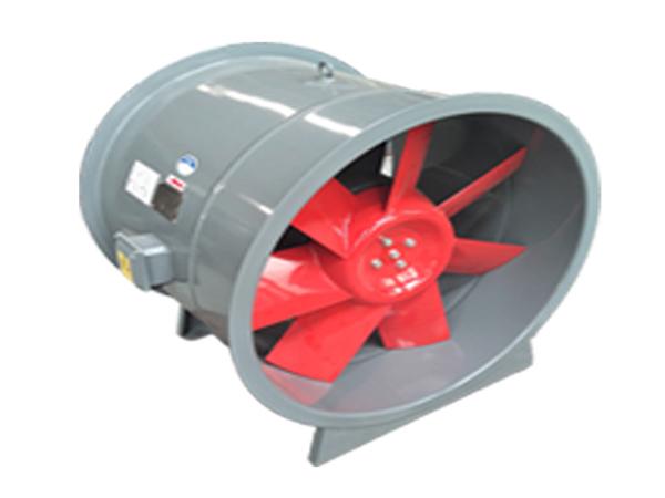 DTXF/BDTXF系列高效低噪声斜流风机