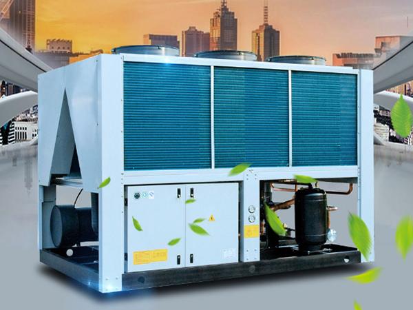 空气源热泵机组应该怎样选择?