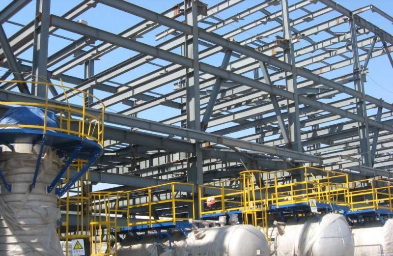钢结构防腐防锈的几种解决方案