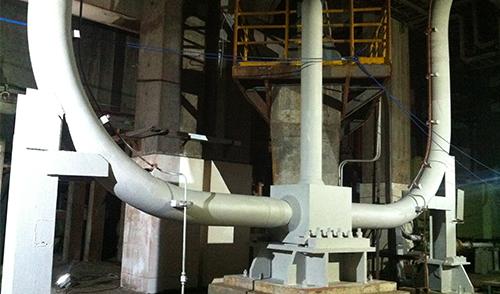钢结构管道防腐涂料施工后