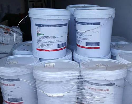 黑岩® P100极速固化混凝土修复砂浆