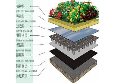 海绵雨水收集系统
