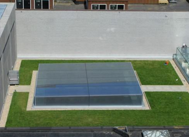楼顶雨水收集系统