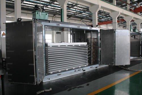 卧式平板式速冻机
