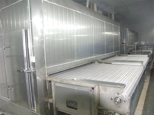 小型隧道速冻机