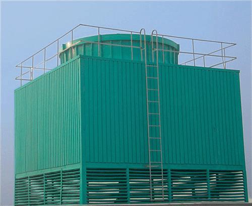 玻璃钢冷却塔要做好定期的排污工作