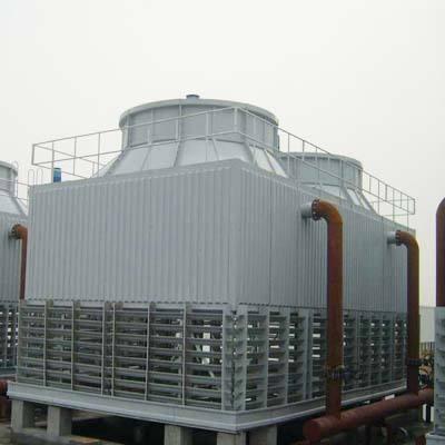 如何安装逆流式玻璃钢冷却塔淋水设备呢