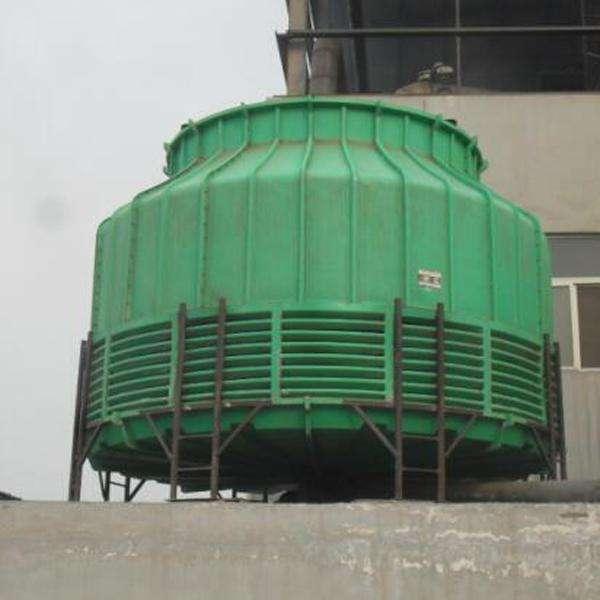 贵州圆形玻璃钢冷却塔