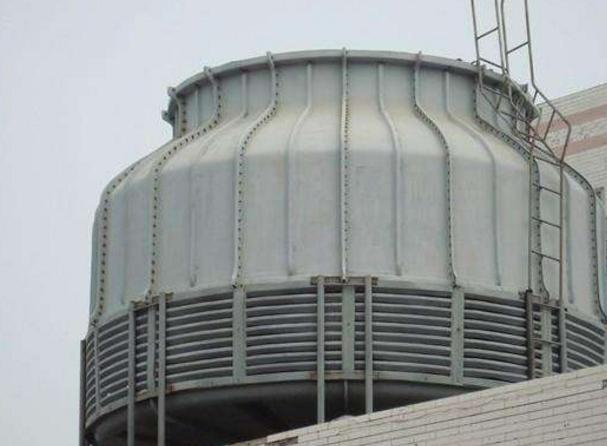 梧州圆形玻璃钢冷却塔