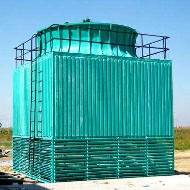 杭州逆流式玻璃钢冷却塔