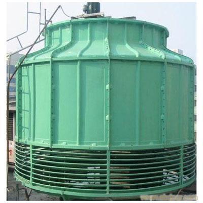 玻璃钢冷却塔施工中地面及地下水的排水方法