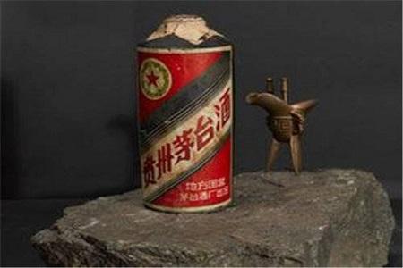 回收陈年茅台酒