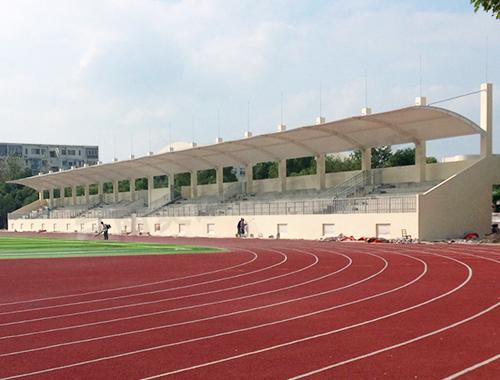 体育馆看台膜结构