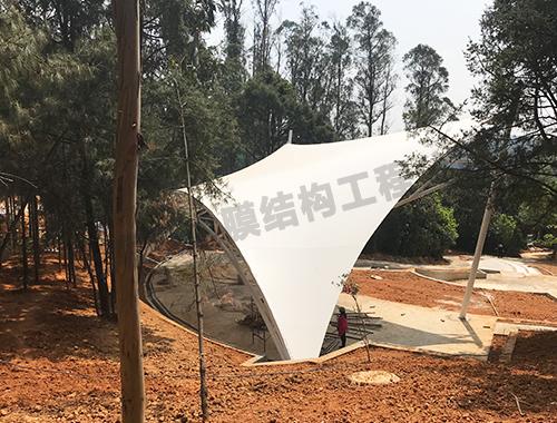云南世博园艺有限公司施工