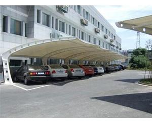 昆明膜结构车棚公司给大家讲讲膜结构车棚工程应用的加热性方法