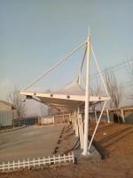充电桩膜结构
