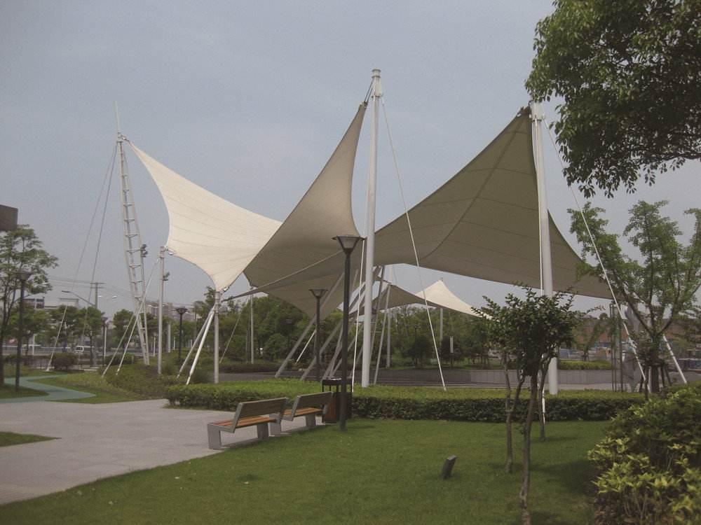 景观棚膜结构