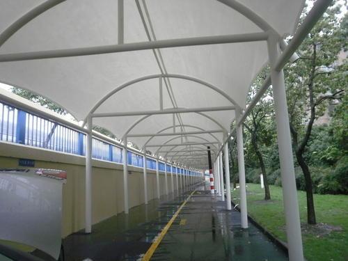 山东膜结构过道走廊