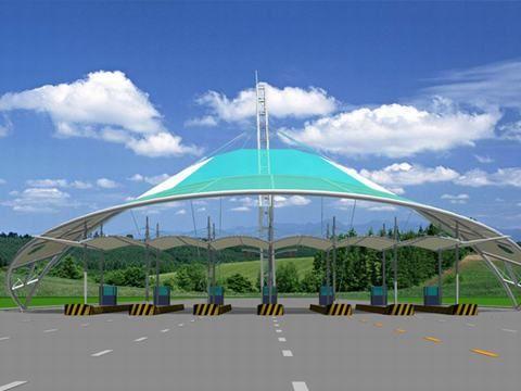 膜结构交通设施厂家