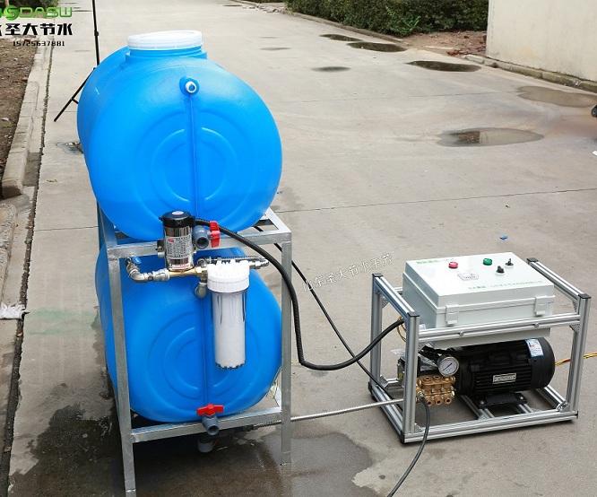 大棚温室蔬菜高压雾化降温打药机