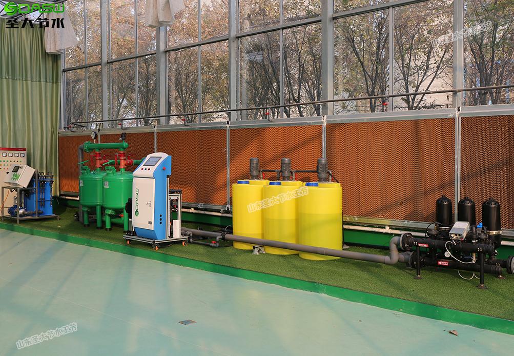 潍坊仲起萝卜示范园智慧农业大棚项目方案预算表-山东圣大节水科技有限公司