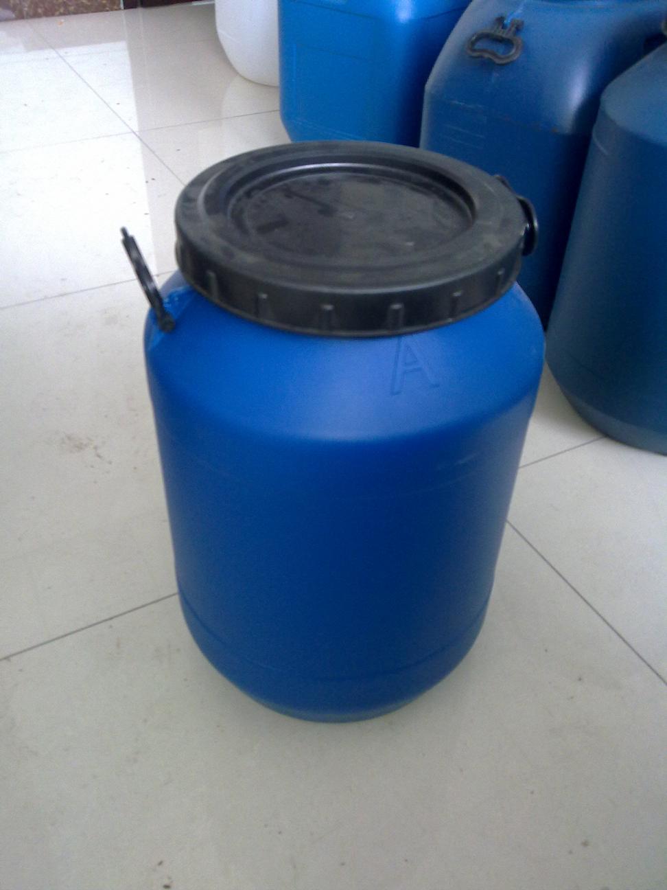 食品级40升塑料桶螺旋盖塑料桶