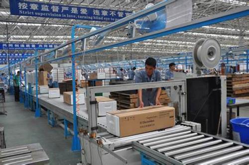 包装行业凸轮分割器应用案例
