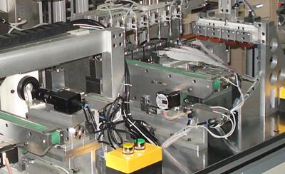 电子行业凸轮分割器应用案例