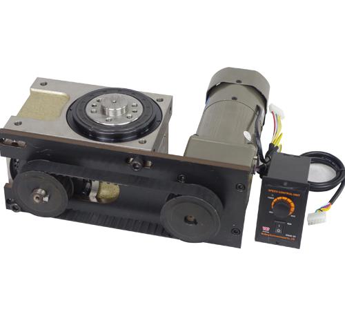 凸轮分割器配同步带电机