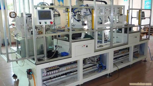 组装行业凸轮分割器应用案例