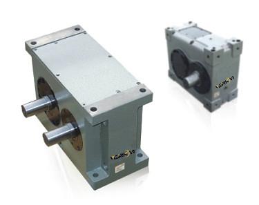 平行型凸轮分割器