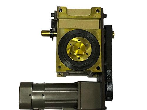 凸轮分割器配直角电机