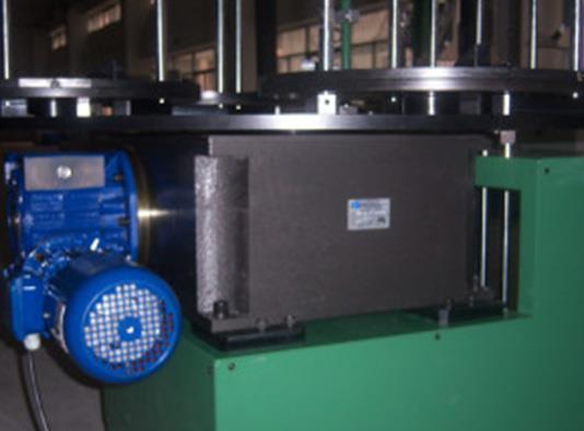 重载圆柱型凸轮分割器