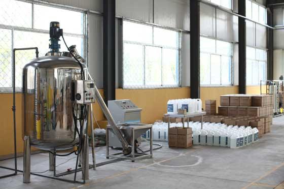 加工车用尿素生产设备