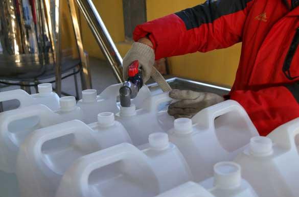 新疆车用尿素设备